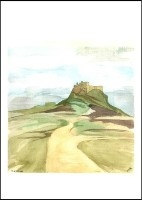 Lindisfarne Castle - A6 Card
