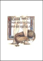 St. Cuthbert and the Otter - Banner