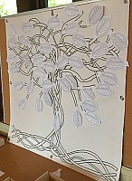 Knotwork Prayer Tree - Activity Banner