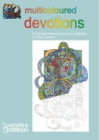 Multicoloured Devotions Colouring Images - Content License