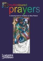 Multicoloured Prayers - A4 Digital Files - Single Print License