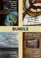 Treasures for the Journey - Bundle (C) www.lindisfarne-scriptorium.co.uk 2018