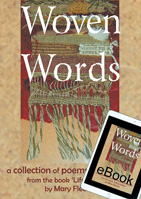 Woven Words (Life in Christ Edition)  eBook