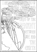 Covenant - Multicoloured Meditations - Downloadable / Printable - Colouring Sheet