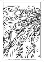 17 Lenten 2020 - Psalm 50.1-15 -  Colouring Sheet - The First Sunday of Lent