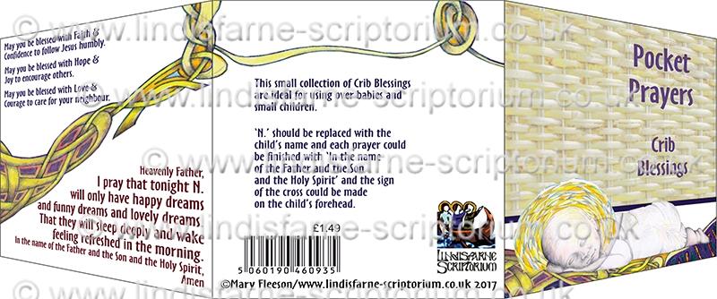 Pocket Prayers - Crib Blessings